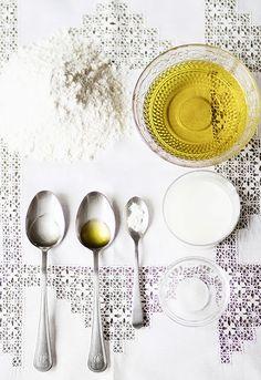 Receta 53: Masa para buñuelos » 1080 recetas de cocina, de Simone Ortega