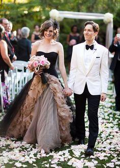 Fashion Trend | Quando o vestido da noiva não é um vestido de noiva | Revista iCasei