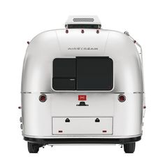 Customized Airstream Trailer with special interior and unique wheels sells for $365,000 at Jony & Marc's (RED) Auction.