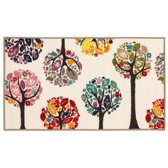 Oriental Weavers Reverie Ivory/Brown Floral Area Rug & Reviews | Wayfair