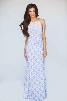 Maxi Dresses, Long Dresses – Morning Lavender