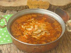 Hanımağa Çorbası Nasıl Yapılır? Turkish Recipes, Ethnic Recipes, Soup Recipes, Dinner Recipes, Food Articles, Iftar, Homemade Beauty Products, Food Illustrations, Curry