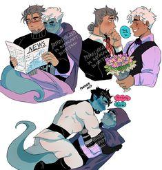 Always love getting commissions from this person. Danny Phantom Vlad, Phantom 3, Banana Bus Squad, Big Hero 6, Tag Art, Manga, Funny Comics, Art Blog, Cartoon Network