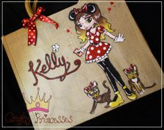 A Large bag by Crafty Princesses on Facebook