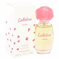 Cabotine Rose by Parfums Gres Eau De Toilette Spray 1 oz -- Awesome products selected by Anna Churchill