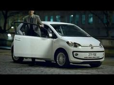 Volkswagen Up Tall Girl Commercial TV Ad 2013.