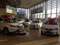December to Remember at Erin Park Lexus arrives in November