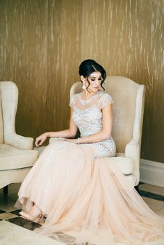 Luxury Wedding Styled Shoot at Aria in CT captured by Danny Kash Photography and featured on Reverie Gallery Wedding Blog. Luxury Wedding, Wedding Blog, Tulle, Lighting, Formal, Gallery, Skirts, Photography, Fashion
