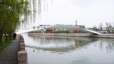 Yangzhou Footbridge - Marc Mimram