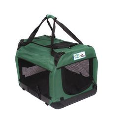 GoGo Medium Soft Animal Pet Puppy Dog Crate x x Hunter Green * Hurry! Check out this great product : Crates, Houses and Pens for dogs Soft Dog Crates, Large Dog Crate, Plastic Dog Crates, Wire Dog Crates, Indoor Dog Gates, Crates For Sale, Dog Kennels For Sale, Electric Dog Collar, Indestructable Dog Bed