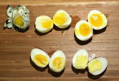 Perfect time 2:30 Simply Cooked: How to Cook Perfect Quail's Eggs