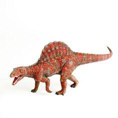 Triassic predator Arizonasaurus from Bullyland.  This model was retired in 2013.