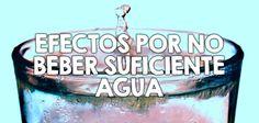 Los problemas que causa no beber suficiente agua  http://nutricionysaludyg.com/salud/problemas-que-causa-no-beber-suficiente-agua/
