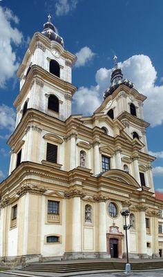 Kláštor a Kostol Sedembolestnej Panny Márie – Šaštín-Stráže, Slovensko