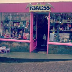 #tbts #throwbackthursday  #fearlesstaylorswift #fearless  #taylorswift #swift #swifties #villageshop #seaside  #beer #cuteshop #pinkshop  #homewear  #sea #beach #lifebythesea  When I was 13 I fell in love with this shop because  it reminded me not only to stay fearless in life but of #queentaylor  by photobreath96