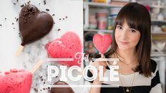 SORVETE FIT E CALDA MÁGICA DE CHOCOLATE  | RECEITAS FIT | Dani Noce