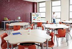 Reduce las distancias conceptuales dentro de un salón de clases, estimula el aprendizaje y la imaginación! #ViveMober