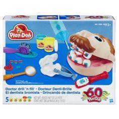 Play-Doh Playset Brincando de Dentista - Hasbro