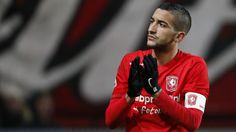 Ajax sign Morocco international Hakim Ziyech from FC Twente for ¬11m
