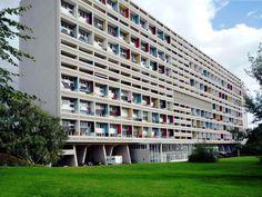 #287 ❘ La Cité radieuse ❘ 1952 ❘ Le Corbusier
