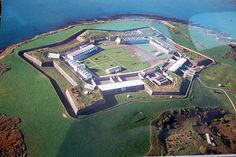 Home to smugglers, monks, soldiers and prisoners. As soon as one group pulled out another swam Survival Courses, Star Fort, Team Building Exercises, County Cork, Paris Eiffel Tower, Boat Tours, Places Of Interest, Buckingham Palace, Ireland Travel