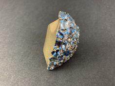 Baguette Diamond, Diamond Earrings, Aqua, Gold, Jewelry, Water, Jewlery, Jewerly, Schmuck