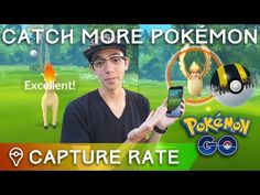 HOW TO MAXIMIZE YOUR CHANCE OF CATCHING WILD POKÉMON IN POKÉMON GO - YouTube