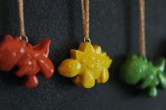 Rust & Sunshine: tree ornaments