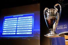 Blog Esportivo do Suíço: Oitavas de final da Liga dos Campeões da Uefa