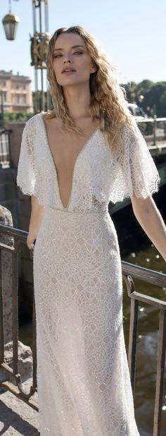 Lian Rokman Wedding Dress 2018 - Stardust Bridal Collection -Uranus1