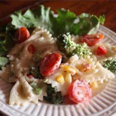 Bow-Tie Pasta Salad - Allrecipes.com