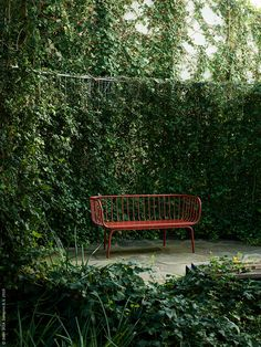 Brusen 3 seat sofa from IKEA Outdoor Plants, Outdoor Spaces, Outdoor Gardens, Outdoor Chairs, Outdoor Furniture, Outdoor Decor, Patio, Backyard, Ikea Inspiration