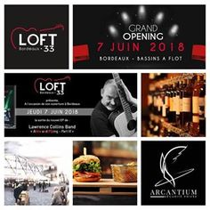 LOFT 33 - HANGAR G4 - 51, RUE LUCIEN FAURE - 33000 BORDEAUX. Restaurant, Wine bar, Beer bar, Cocktail lounge, Concert live