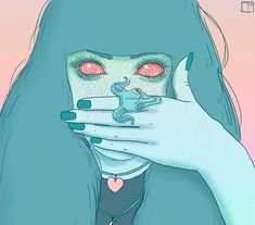 By Phazed | Psychedelia [Trippy Art - Gif - Animated - Eyes]