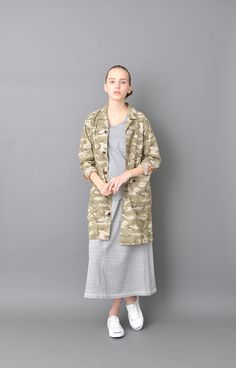 Work Mil Coat Camo mil-13fjk33c 25,000yen Side Pocket Sweat SK mil-15ssk21 11,000yen