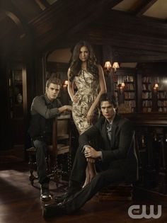 the vampires diaries  sigueme