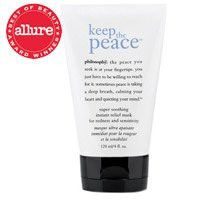 Philosophy Keep The Peace Super Soothing Instant Relief Mask for Redness and Sensitivity, 4-Ounce