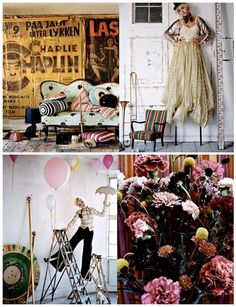 Beautiful photos from the folio of Danish(? The Design Files, Party Kit, Social Events, Happy Day, Interior Styling, Party Themes, Whimsical, Table Settings, Crafty