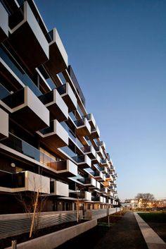 Wohnbasis alpha 11/SUE ARCHITEKTEN/ Vienna, Austria Project Architect at…