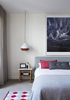 The team at Doherty Design Studio led by Mardi Doherty have given a single fronted, double-story semi in Prahran, Melbourne a modern overhaul.