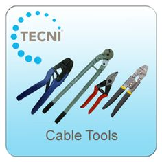 Wire Rope & Cable Tools