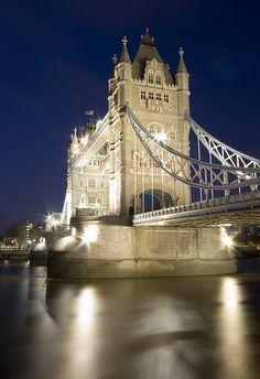 Love Bridges --- Tower Bridge, London been there but I want to go back!!!!!!
