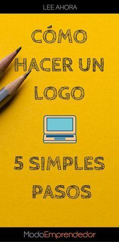 Saber c�mo hacer un logo es vital para los emprendedores ya sea porque lo dise�en ellos mismos o para que sepan analizar un logo que compren.