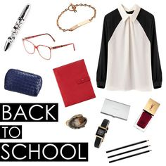 Back to School Essentials | A Social Community for the Fashion Savvy