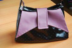 Un second sac Ava cousu par EdenSo - Patron de couture Sacôtin