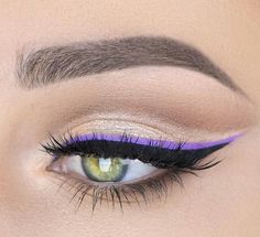 Nyx cosmetics bright colored eyeliner