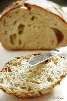Tökéletes, lukacsos, ropogós szélű kenyér – ezt sosem gondoltam volna | Dolce Vita Blog Pastry Recipes, Cake Recipes, Cooking Recipes, Baking And Pastry, Bread Baking, Ital Food, Clean Eating Chocolate, Vegan Bread, Just Eat It