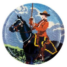 Mounty Plate, $16, by douglas and hope from Australia !!