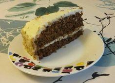 Tarta de zanahoria (o Carrot Cake) para #Mycook http://www.mycook.es/cocina/receta/tarta-de-zanahoria-o-carrot-cake