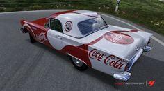 Coke TBird~ #cocacola